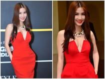 Những người đẹp hở bạo nhất showbiz Việt