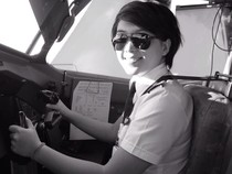 Đội phi công chân dài Việt Nam