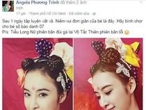 Sao Việt và hot girl đua nhau tạo hình Võ Tắc Thiên
