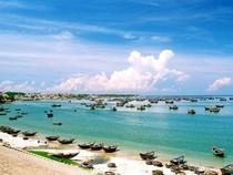 Mũi Né nằm trong 10 bãi biển đẹp nhất châu Á Thái Bình Dương
