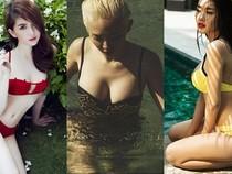 Mỹ nhân Việt khoe đường cong với bikini đầu hè
