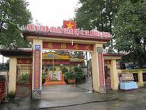 Linh thiêng 'nghĩa trang liệt sĩ' đầu tiên ở Biên Hòa