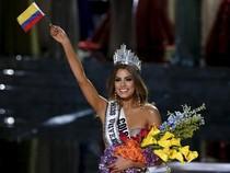 Hoa hậu 'hụt' lên tiếng sau sự cố trao nhầm vương miện