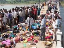 Giẫm đạp ở Ấn Độ, 109 người thiệt mạng