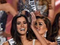 Hoa hậu Hoàn vũ 2014  là tứ đẳng huyền đai Thái cực đạo