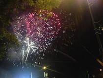 Pháo hoa rực sáng Sài Gòn chào Xuân Ất Mùi 2015