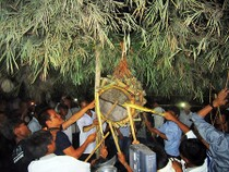Rộn rã Lễ hội Đập trống của người Ma Coong