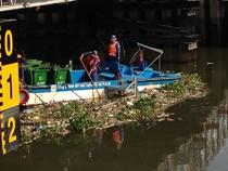 Người dân khổ sở vì kênh Nhiêu Lộc nồng nặc mùi thối