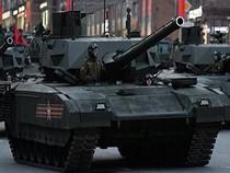 """Báo Mỹ: Xe tăng Armata của Nga """"vô đối"""""""