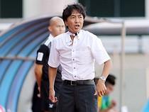 HLV Miura thừa nhận khó cạnh tranh đầu bảng với U23 Thái Lan