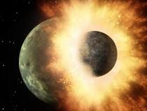 Trái đất có thể đã trộm nước từ Mặt trăng