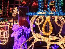 Đèn trang trí Giáng sinh làm chậm tốc độ Wi-Fi
