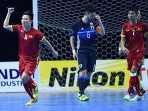 Kỳ tích: Hạ gục Nhật Bản, Futsal Việt Nam giành vé dự World Cup