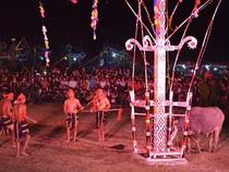 Dân làng không muốn bỏ lễ hội đâm trâu