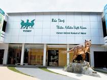 Đầu tư Bảo tàng Thiên nhiên Việt Nam theo đề nghị của Viện Hàn Lâm