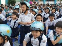 Xử nghiêm hành vi gây mất an toàn giao thông cho trẻ em