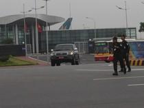 Sáng nay, Bộ trưởng Phùng Quang Thanh đã về đến Hà Nội