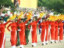 Khoảnh khắc đẹp trong lễ diễu binh, diễu hành ngày 2-9