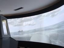 Ngắm đại dương qua cabin chiến hạm lớp Molnya 12418