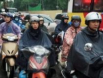 Hà Nội: Người dân đổ ra đường từ sáng sớm vì sợ kẹt xe