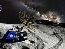 NASA cùng tỉ phú 'đào mỏ' trên mặt trăng