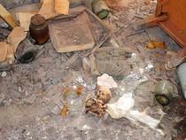 Kinh hoàng căn nhà hoang chứa xác ướp trẻ sơ sinh