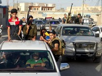 Ảnh: Thành phố Ramadi thất thủ trước khủng bố IS