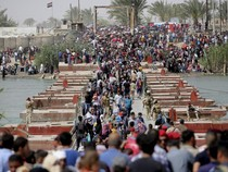 IS đánh chiếm thành phố Ramadi của Iraq