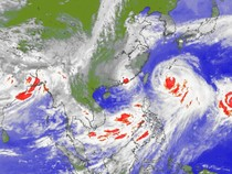Trung Quốc căng mình chuẩn bị đối đầu 'bộ ba siêu bão'