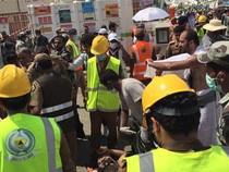 Hơn 450 người chết, 700 người bị thương do giẫm đạp ở Mecca