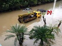 Chùm ảnh: Toàn cảnh trận mưa khủng khiếp ở Quảng Ninh