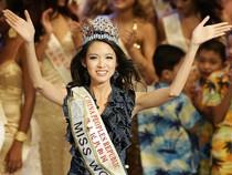 Nhan sắc Hoa hậu Thế giới Trương Tử Lâm sau chín năm