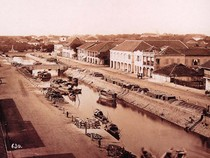 Đường Nguyễn Huệ - dòng kênh thành quảng trường đi bộ đầu tiên