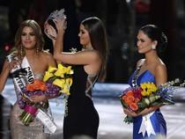 Sai lầm nghiêm trọng khi công bố Hoa hậu Hoàn vũ