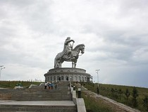 Ký sự Mông Cổ - Bài 1: Thành Cát Tư Hãn - Thánh Mông Cổ