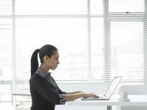 7 cách giảm cân từ bàn làm việc