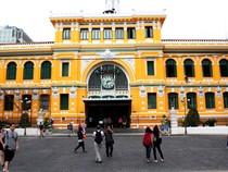 Tòa nhà 130 tuổi ở Sài Gòn thay 'áo mới'