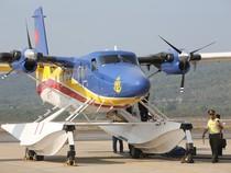 Thủy phi cơ của hải quân Việt Nam tham gia cứu nạn