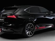 Lóa mắt với Lexus NX độ phong cách VIP của Nhật