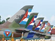 Tận mắt thấy không quân Cuba huấn luyện chiến đấu