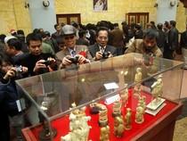 Trưng bày, đấu giá gần 1.000 cổ vật quý tại tỉnh Nam Định