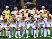10 cầu thủ Tây Ban Nha bị thử doping trước trận gặp Ý