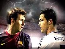 Ronaldo vượt mặt Messi trong top 100 ngôi sao kiếm tiền giỏi nhất 2016
