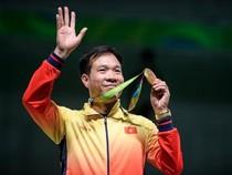 Ảnh: Khoảnh khắc vàng của Hoàng Xuân Vinh tại Olympic Rio