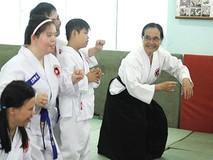 Nữ võ sư U80 hơn 10 năm dạy võ...