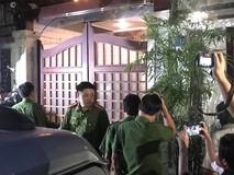 Clip: Khám xét nhà các cựu quan chức Đà...