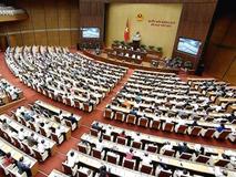 Quốc hội tiếp tục chất vấn các thành viên...