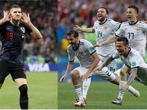 Nga sẽ thắng Croatia để vào bán kết World...