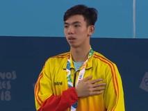 Clip Nguyễn Huy Hoàng phá sâu kỷ lục, giành...