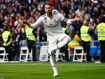 2 lần được xà ngang cứu thua, Real Madrid 'vượt...